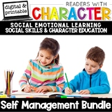 Self-Management - Social & Emotional Learning Lessons