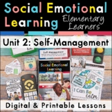 Self-Management Social Emotional Learning Unit for Element