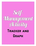 Self Management Tracker and Graph