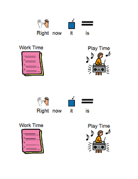 Self-Management: Work Time vs. Play Time