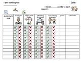 Self-Monitoring Behavior Charts