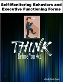 Self Monitoring Behaviors and Executive Functioning Forms