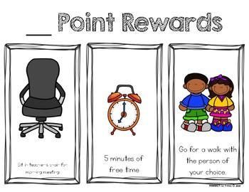 Self-Monitoring Classroom Management Plan