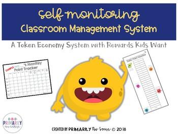 *Self-Monitoring Classroom Management Plan*