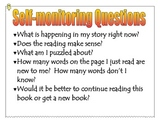 Self Monitoring Questions for reading