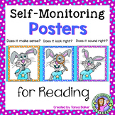 Self-Monitoring Reading Posters