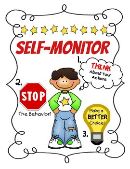 Self Montior Poster