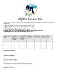 Self & Peer Evaluation Form
