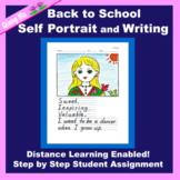 Self Portrait & Writing