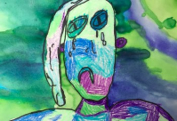 Self Portrait Art Lesson Pack