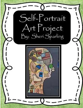 Self Portrait Art Project Unit