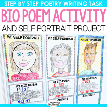 Self Portrait Bio Poem w/ Rubric