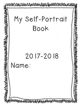 Self-Portrait Book 2017-2018