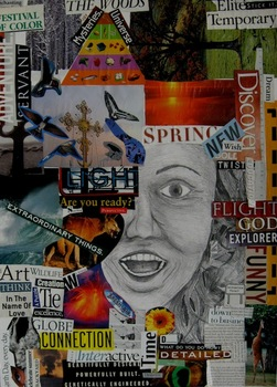 Self-Portrait Collage Lesson Plan