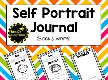 Self Portrait Journal