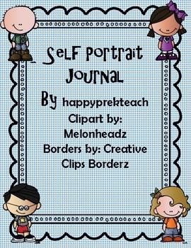 Self Portrait Journal