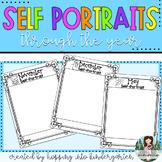 Self-Portrait Pages