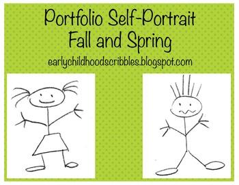 Self-Portrait Portfolio Artifact
