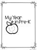 Monthly Pre-K Self-Portraits ALL YEAR LONG!