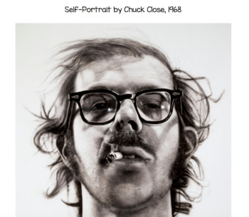 Self-Portraits Lesson Plan