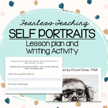 Self-Portraits Lesson Plan