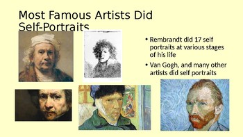 Self Portraits with a Twist