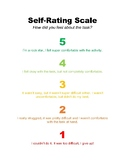 5 Step Self-Rating Scale