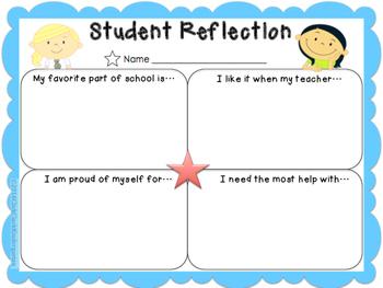 Self Reflection Assessment