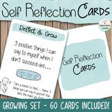Self Reflection Cards - Build Emotional Intelligence