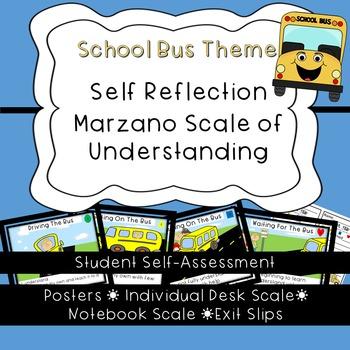 Marzano's Learning Scale- - -Self-Assessment- -  School Bu