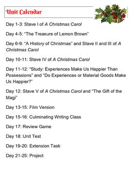 Self-Reflection and Selflessness: A Study of A Christmas Carol