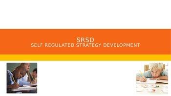 Self Regulated Strategy Development Powerpoint