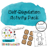 Self-Regulation Activity Pack (Coping/Calm Down Strategies)