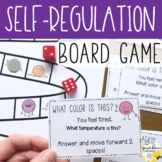 Self-Regulation Board Game School Counseling Game for Copi