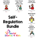 Self-Regulation Bundle (French Black and White Versions)