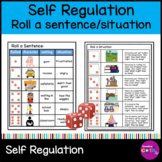 Self Regulation Set Roll a situation and Roll a sentence