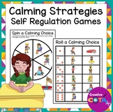 Self Regulation Calming Strategy Games and Activities