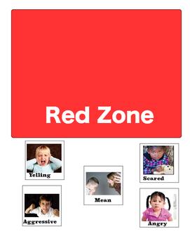 Self Regulation Classroom Visual *Updated with {Editable Version}