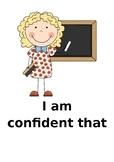Self Regulation Confidence Peg Chart