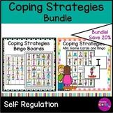 Self Regulation Coping Skills Bundle