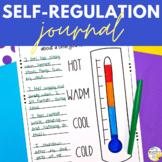Self-Regulation Coping Strategies Journal + Digital Version