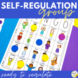 Self-Regulation Counseling Group - Ready to Regulate + Digital Version