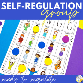 Self-Regulation Counseling Group - Ready to Regulate