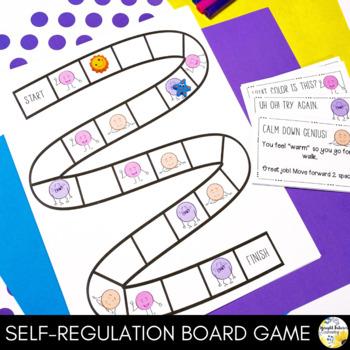 Self-Regulation Counseling Group Ready to Regulate Self-Regulation Group