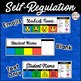 Self Regulation Editable Name Tags in SPANISH