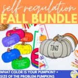 Self Regulation Fall Bundle