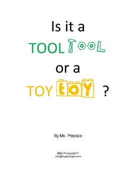 Self-Regulation Fidgets - Tool or Toy?