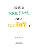 Self-Regulation Fidgets - Tool or Toy?