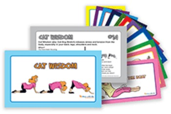 Self Regulation Flash Cards - Instant Download