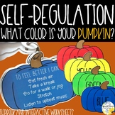 Self Regulation Flip Book What Color Is Your Pumpkin? Fall Counseling Activity